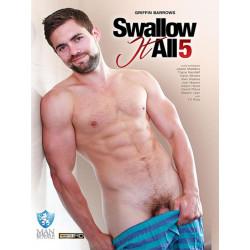 Swallow It All #5 DVD (Man Royale)
