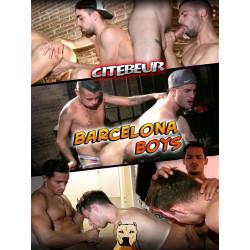 Barcelona Boys DVD (Citebeur) (15120D)
