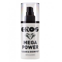 Eros Mega Power Clean And Disinfect 125 ml (E18771)