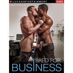 Gentlemen #18: Bred For Business DVD (LucasEntertainment) (15007D)