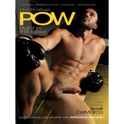 POW Right In The Kisser DVD (Rascal / Chi Chi LaRue)