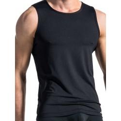 Manstore Slim Tank Top M103 T-Shirt Black (T4176)