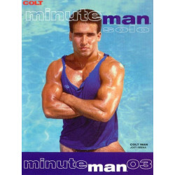 Minute Man 03 DVD (Colt's Minute Man) (02050D)