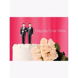 Union: Happily Ever After (Cake Topper) Greeting Card (M8024)