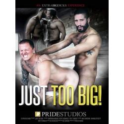 Just Too Big DVD (Pride Studios)