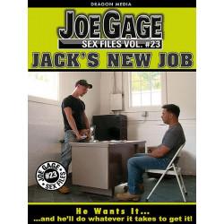 Sex Files #23 Jack`s New Job DVD (Joe Gage)