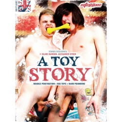 A Toy Story DVD