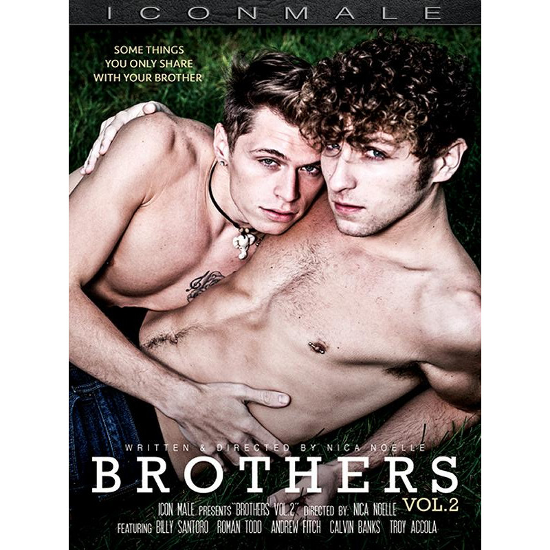 Brothers #2 DVD (Icon Male) (15159D)