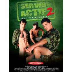 Service Actif 2 DVD (Cadinot) (09610D)
