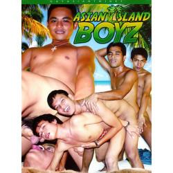 Asian Island Boyz DVD (Gay Asian Twink) (09720D)