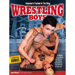 Wrestling Boys DVD  (Spritzz) (11650D)