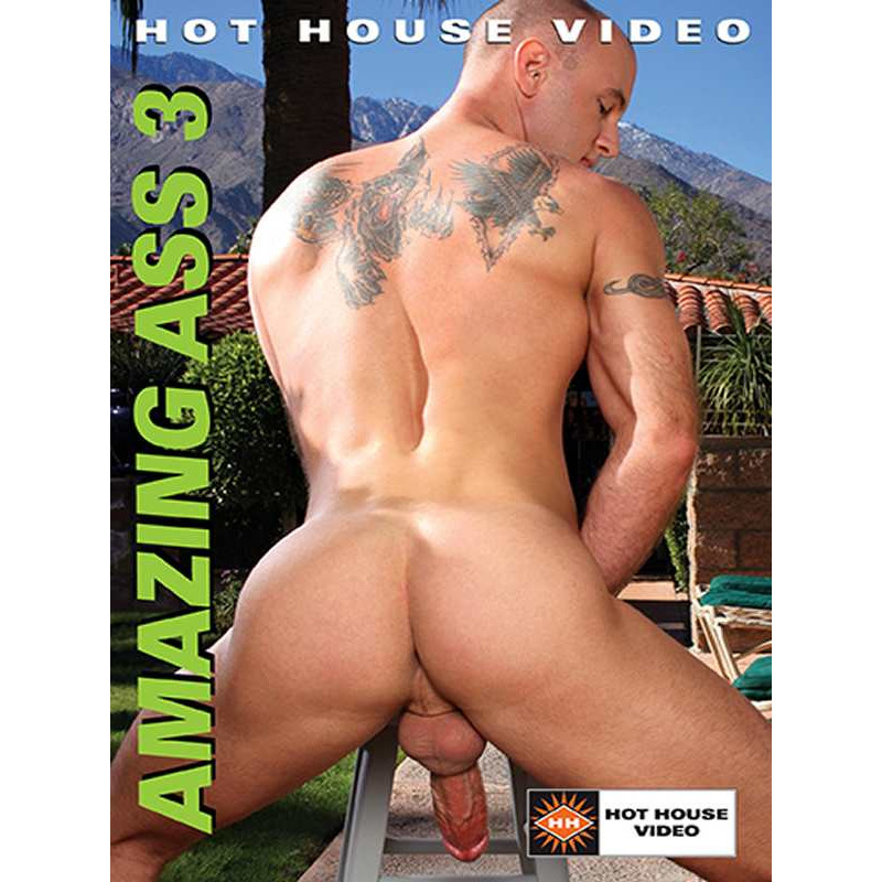 Amazing Ass #3 (Hot House Anthology) DVD (12290D)