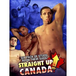 Straight Up Canada DVD