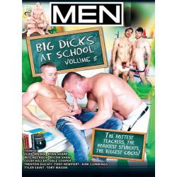 Big Dicks At School #5 DVD