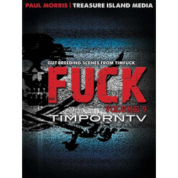 TIMFuck #9 (Treasure Island) DVD