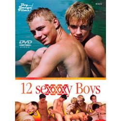 12 Sexxxy Boys DVD (Foerster Media)