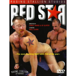 Red Star DVD (Raging Stallion Fetish & Fisting) (15409D)