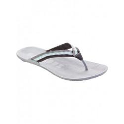 Boombuz Taiga Half-Dressed Mens Flips Grey/Black (T5313)
