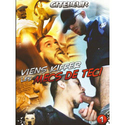 Viens Kiffer - Les Mecs de Teci #1 DVD (Citebeur) (15288D)