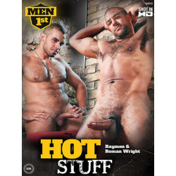 Hot Stuff DVD (Men1St) (14500D)