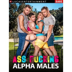 Ass Fucking Alpha Males DVD (LucasEntertainment) (15103D)