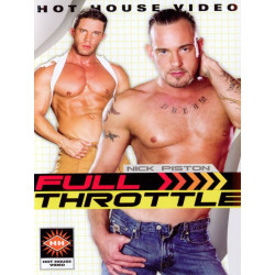 Full Throttle DVD (Hot House)