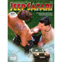 Jeep Safari DVD (04911D)