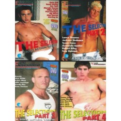 The Selection 1-4 4-DVD-Set (10461D)