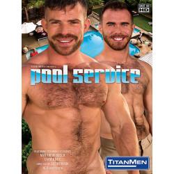 Pool Service DVD (TitanMen) (15459D)