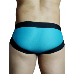 GBGB Max Jock Mesh Brief Underwear Sky Blue (T5274)