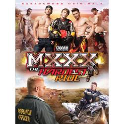 MXXX The Hardest Ride DVD (Naked Sword) (15336D)