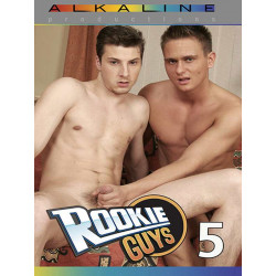 Rookie Guys #5 DVD (13601D)