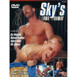 Sky`s The Limit DVD (Raging Stallion) (15555D)