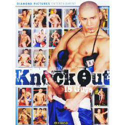 Knock Out - 18 Guys DVD (Diamond Pictures) (15536D)