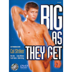 Big As They Get DVD (Matt Sterling Films)
