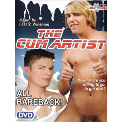 The Cum Artist #1 DVD (Skin 2 Skin) (15721D)