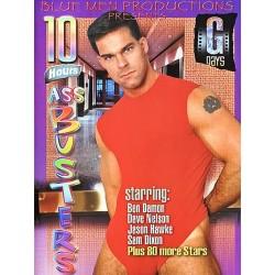 Ass Busters 10h DVD