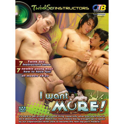 I Want More DVD (OTB) (14822D)