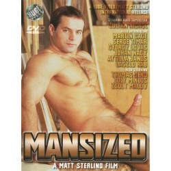 Mansized DVD (Matt Sterling Films)