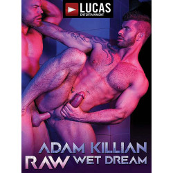Adam Killian Raw Wet Dream DVD