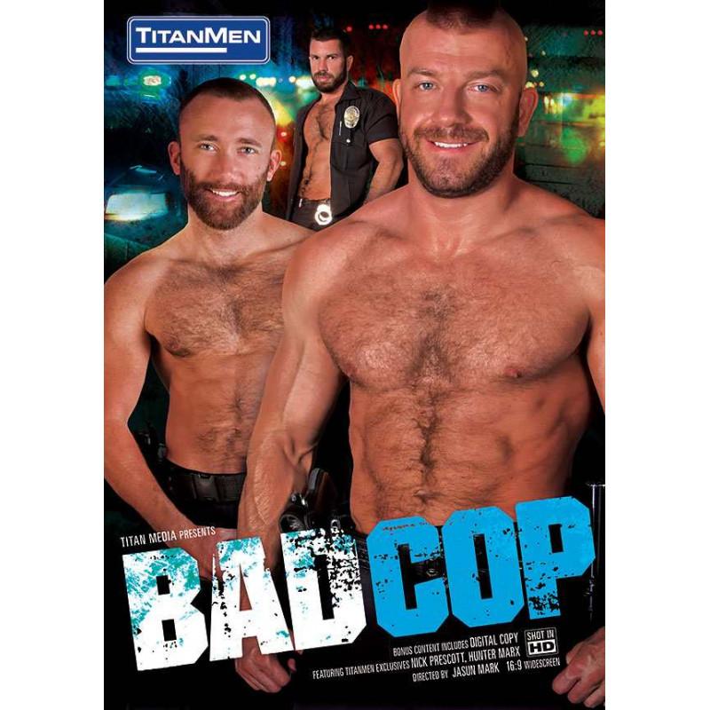 Bad Cop DVD (TitanMen) (12262D)