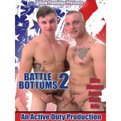 Battle of the Bottoms #2 DVD (Active Duty) (12682D)