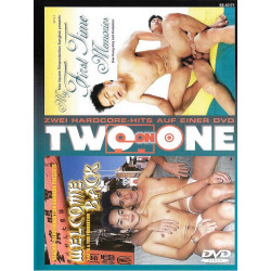 Two On One (Welcome Back + My First Time Memories) DVD (Foerster Media) (15711D)