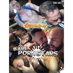 Special Bare Pornstars DVD (Crunch Boy)