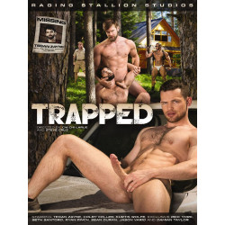 Trapped DVD (Raging Stallion)