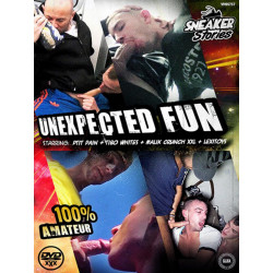 Unexpected Fun DVD (15891D)