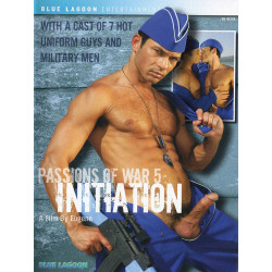 Passions Of War #5: Initiation DVD (Blue Lagoon) (15861D)