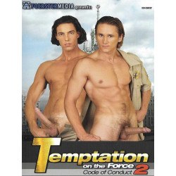 Temptation On The Force #2 DVD (Diamond Pictures) (15655D)